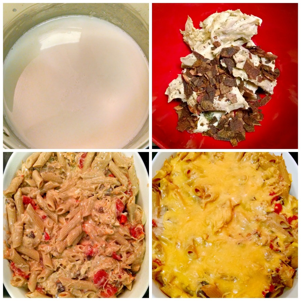 A Kitchen Hoor's Adventures | #WeekdaySupper Hot Brown Pasta Bake