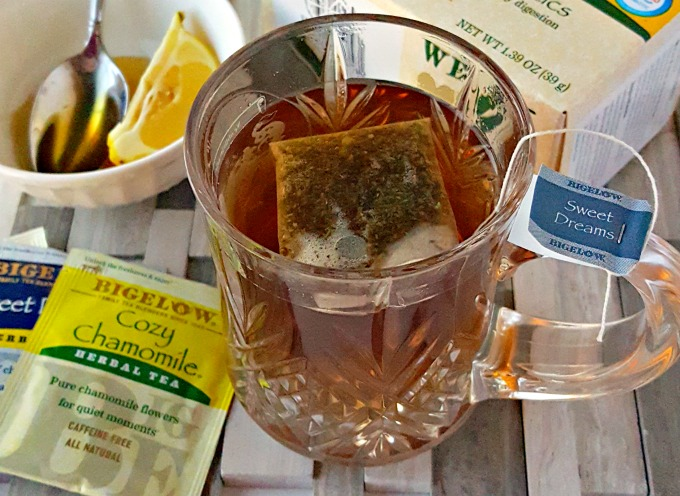 With this Green Tea Hot Toddy and my 6 steps, you'll be feeling better in no time!