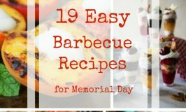 19 Easy Barbecue Recipes