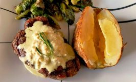 Filet with Crabéarnaise #SundaySupper