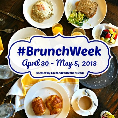 #BrunchWeek 2018