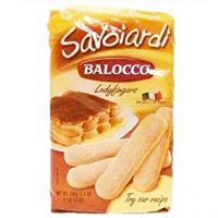 Balocco Savoiardi Lady Fingers - 17.6 oz (2 Pack)