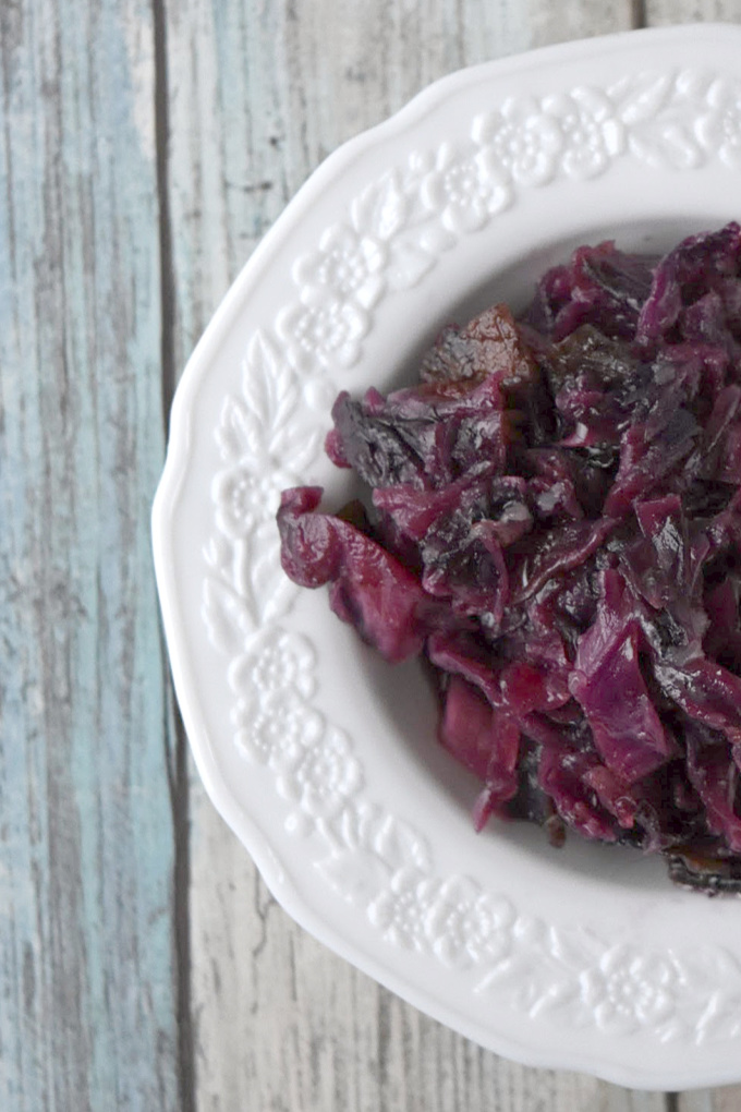 With just five ingredients and a little time, Sweet and Sour Cabbage is simple to make but completely addictive!