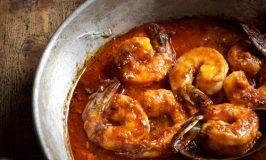 Spicy New Orleans Barbeque Shrimp Recipe for Mardi Gras