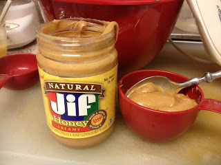 Low Fat Peanut Butter Cheesecake made with Jif peanut butter