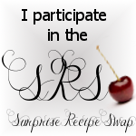 Surprise Recipe Swap REVEAL DAY!