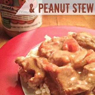 African Beef and Peanut Stew