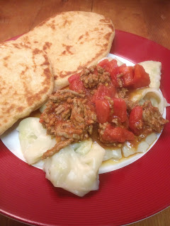 Cooking the World AKH's Afghan Aushak with Meat Sauce