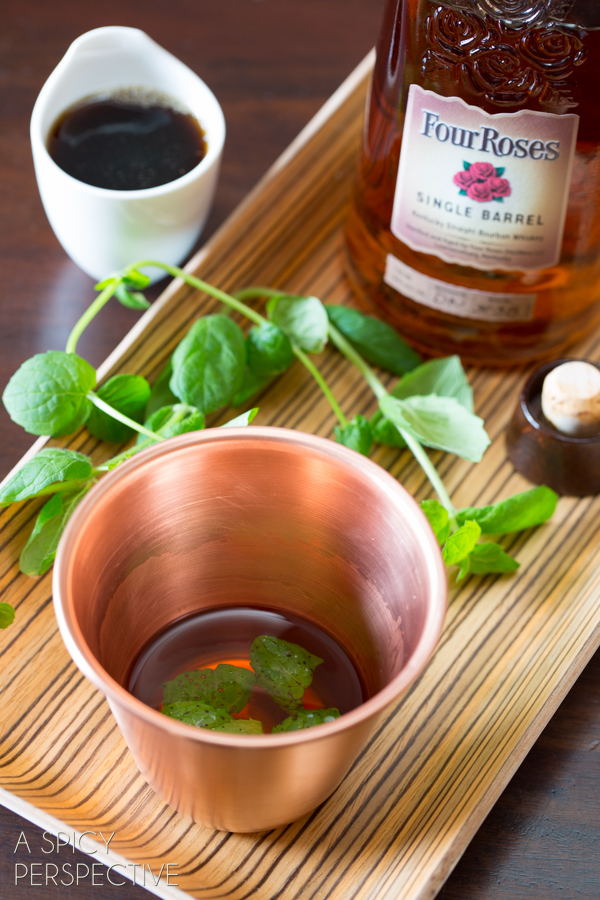 Mint Julep | A Spicy Perspective
