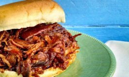 Cherry Chipotle Chicken Barbecue Sandwiches