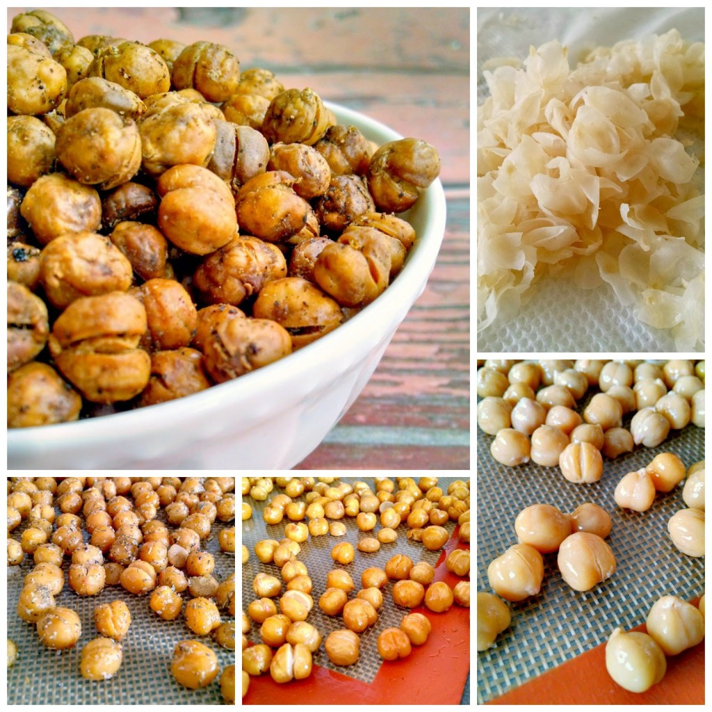 Roasted chickpeas are crunchy, tasty, and healthy! Pizza Roasted Chickpeas are tossed with savory pizza seasoning, Italian seasoning, and some garlic salt to give them that pizza parlor flavor.