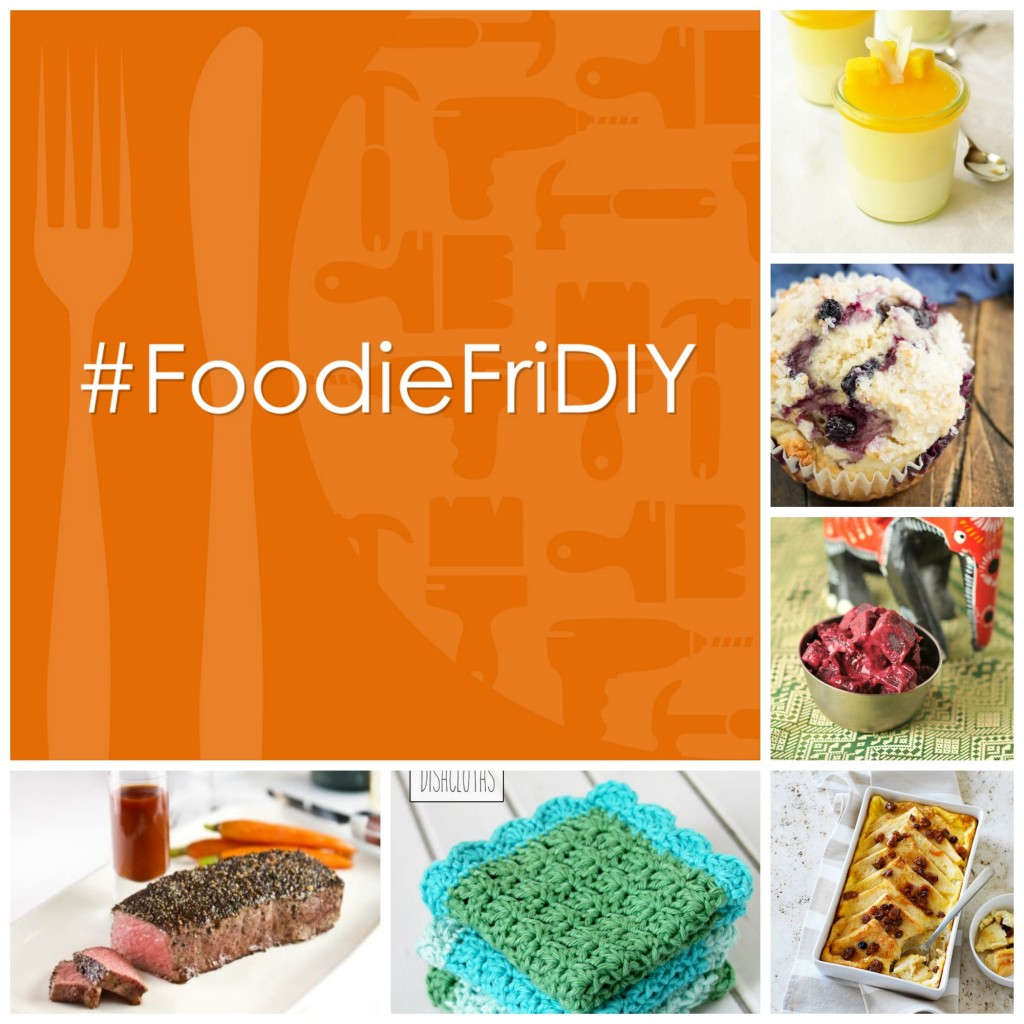 #FoodieFriDIY Features