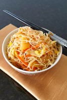 This Vegetable Pancit is a ROCK STAH!