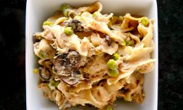 One-Pot Stove Top Tuna Noodle Casserole