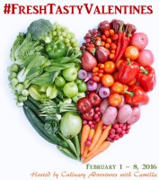 #FreshTastyValentines #Sponsor Thank you's and Last Change #Giveaway