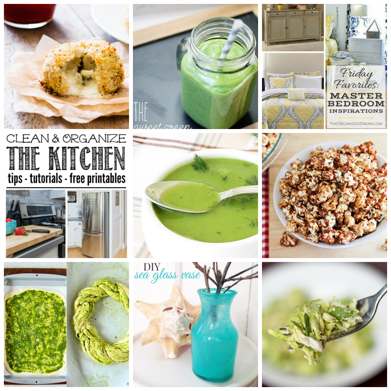 #FoodieFriDIY round up of featured posts
