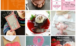 #FoodieFriDIY 81 – New Faces and More Valentine's Inspiration