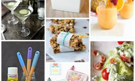 #FoodieFriDIY Eye Catching Features