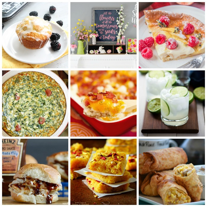 #FoodieFriDIY 92 - #BrunchWeek Inspirations