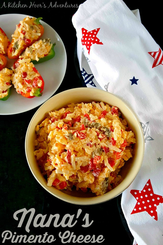 Nana's Pimento Cheese