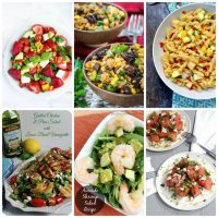 #FoodieFriDIY 105 Summertime Salads