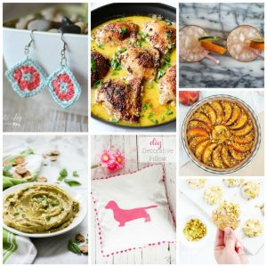 #FoodieFriDIY 107 – Something Caught My Eye