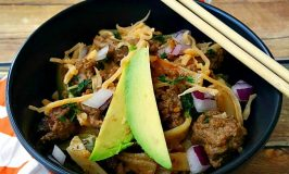 Tex-Mex Pad Thai