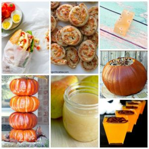 #FoodieFriDIY 117 – Loving this Cooler Weather