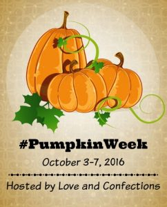 #PumpkinWeek Logo