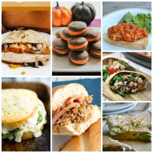 #FoodieFriDIY 120 – It's Sandwich Day!  Did you even know?