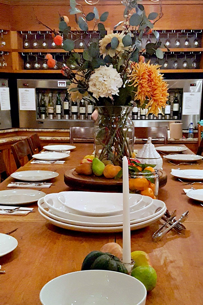 Thanksgiving can be incredibly delicious and simply amazing with Whole Foods Market dinners and Williams Sonoma dinnerware.