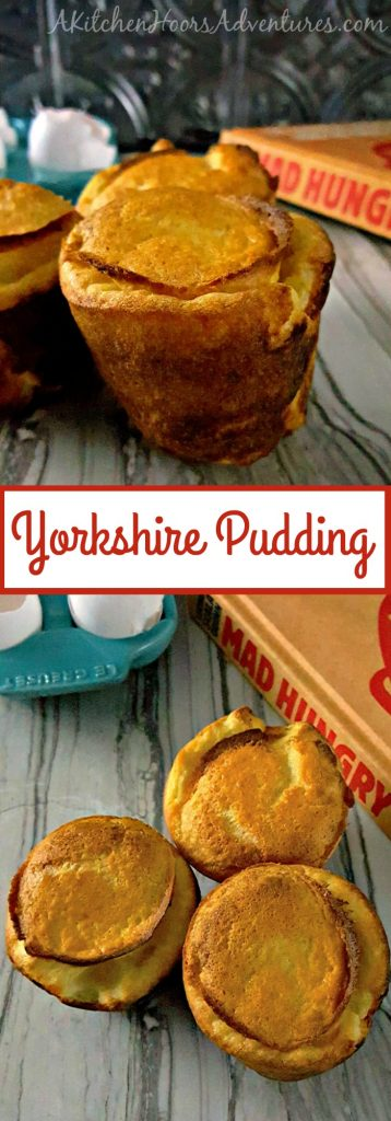 Simple yet delicious, this Yorkshire Pudding recipe will add that finishing touch to your families holiday meals. #WeekdaySupper #MadHungryFamily