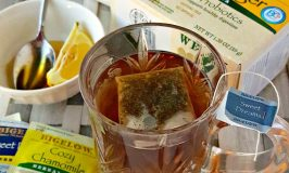 Green Tea Hot Toddy and 6 Steps to Help Ease a Cold