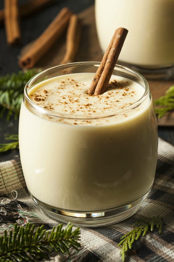 This week, #SundaySupper is chatting all about eggnog recipes. It's not just the 'nog you drink. There's baked goods, breakfast pastries, and delicious desserts.