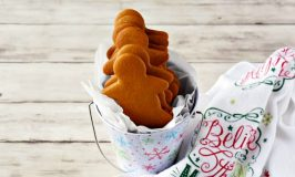 Gingerbread Cookies #ChristmasCookies