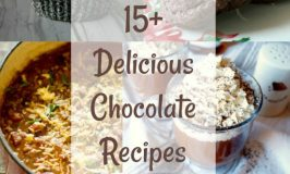 15+ Delicious Chocolate Recipes