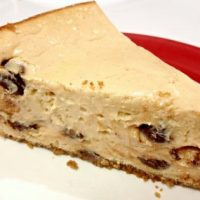 Low Fat Peanut Butter Cheesecake