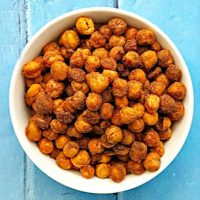Jalapeno Cheddar Chickpeas