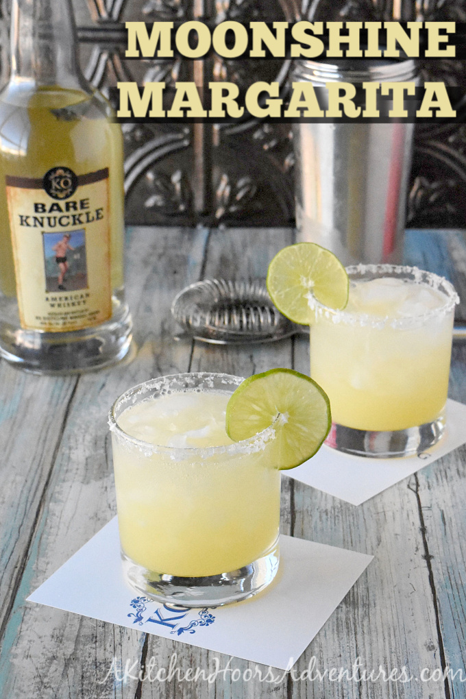 With three different kinds of citrus flavors in this margarita, KO Distilling's Moonshine Margarita is refreshingly delicious. It doesn't call for specialty ingredients and can easily be made individually or in a large batch for a party.