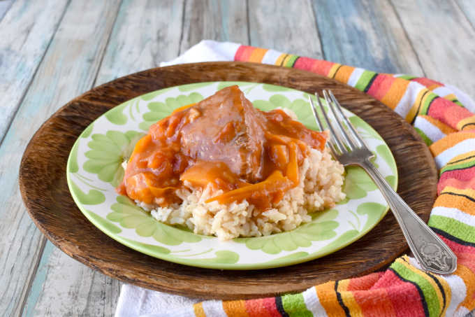 We ate lots of Swiss Steak growing up. It takes a rather inexpensive cut of meat and turns it into something delicious for your family. You can make this in the slow cooker or pressure cooker/Instant Pot. With little prep it will become your new go to favorite meal.
