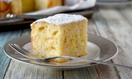 Moist Pineapple Snack Cake