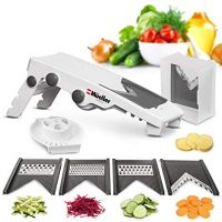 Multi Blade Adjustable Mandoline Slicer