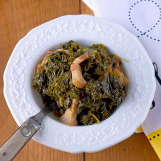 Delicious Southern Kale