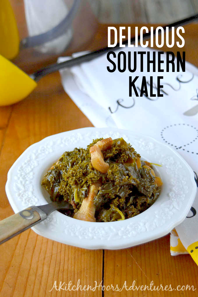 Delicious Southern Kale A Kitchen Hoor S Adventures