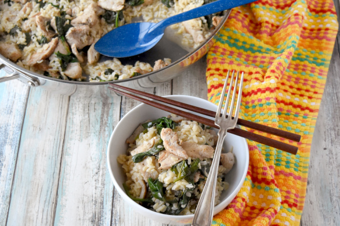 Garlic & Herb marinated Smithfield® pork is the star in this Pork Piccata Stir-Fry. It's packed with flavor and on the table in under 30 minutes! #SmithfieldFast #RealFlavorRealFast