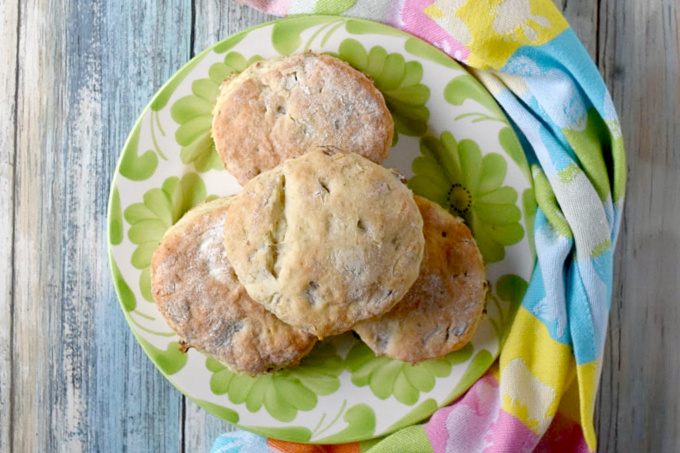 Pecan Scones are tender, delicious, and packed with pecans. They are easy to prepare and bake up in no time. Which is good because you'll want to make these repeatedly.