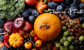 This image has an empty alt attribute; its file name is Flavors-of-Fall-Logo-350x210.jpg